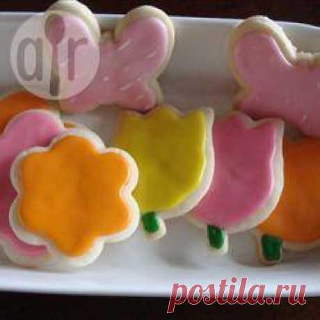 Глазурь для печенья                                             Ингредиенты