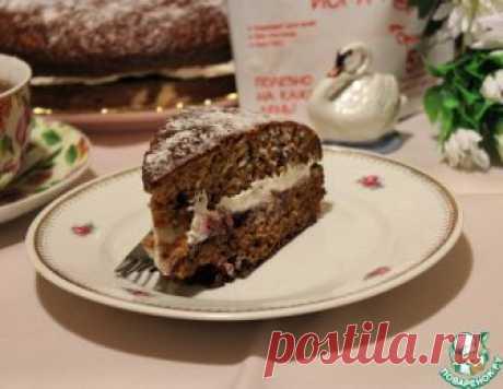 """Торт из варенья """"Привет из девяностых"""" – кулинарный рецепт"""