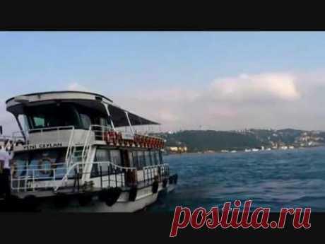 Стамбул из окна автобуса