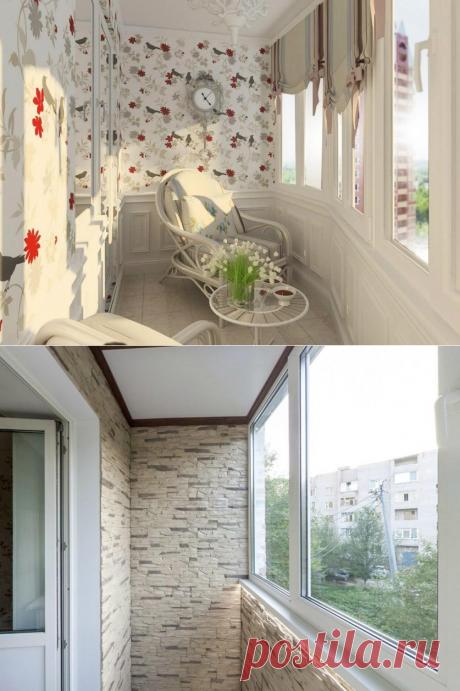 Все что нужно знать о ремонте балкона — Наши дома