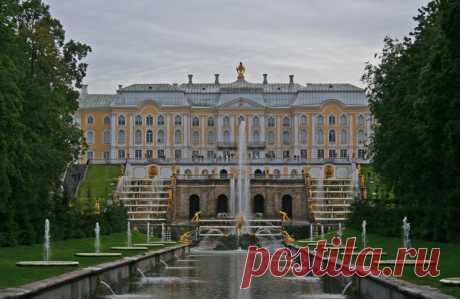 Самостоятельная экскурсия в Петергоф из Санкт-Петербурга с аудиогидами | Санкт-Петербург Центр