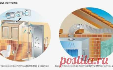 Как правильно подключить вытяжки в ванной и туалете. секреты электромонтажа и качественного ремонта.