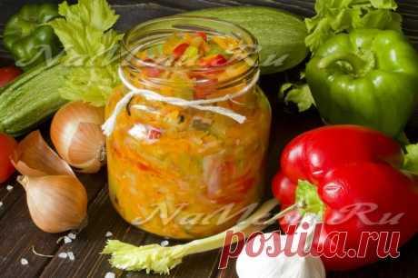 Суповая заправка на зиму, рецепт с морковью и луком