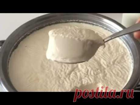 ✓катык Домашний * йогурт без закваски** катик уйитиш