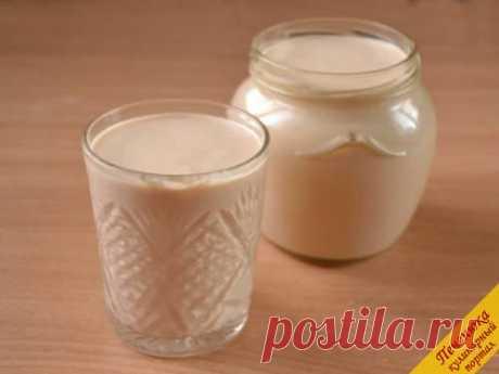 Топленое молоко и ряженка в мультиварке (пошаговый рецепт с фото)