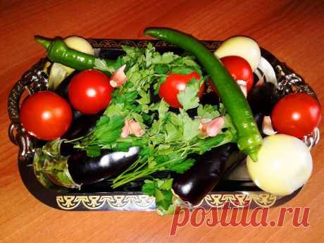 Овощное Ассорти | Грузинская Кухня от Софии | Яндекс Дзен
