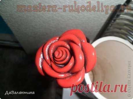 Мастер-класс по изделиям из кожи: Скрипка и розы. Часть 2