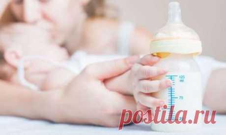 Правила кормления младенца детской смесью . Милая Я