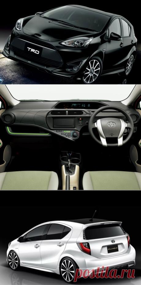 Хэтчбек от Toyota, который сэкономит ваш бюджет | АвтоCAR | Яндекс Дзен