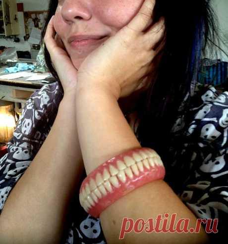 Стоматологические украшения (подборка) / Креатив / Модный сайт о стильной переделке одежды и интерьера