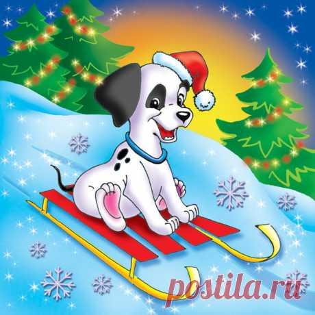 Веселое Рождество!!! Иллюстрации.