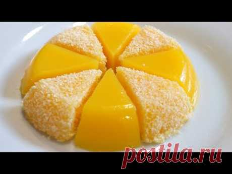 Десерт из 3 ингредиентов без выпечки за 10 минут без яиц, муки и молока!