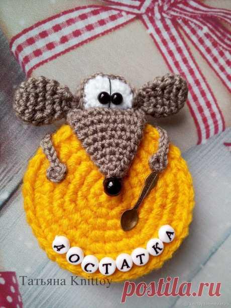Мышка-загребушка – Ярмарка Мастеров