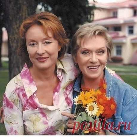 ЯРКИЕ РОЛИ, НЕЗАБЫВАЕМАЯ МАНЕРА ИГРЫ... Наши Прекрасные актрисы и Красивые женщины! Лариса Удовиченко и Алиса Фрейндлих!!!