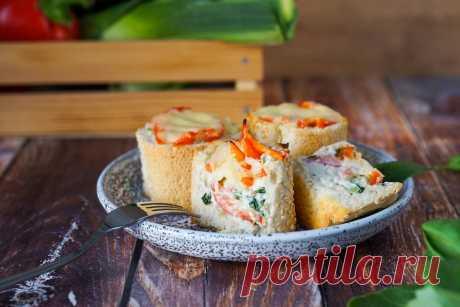 Обед в багете: простое блюдо, которое сможет удивить ваших гостей   Noteru.com