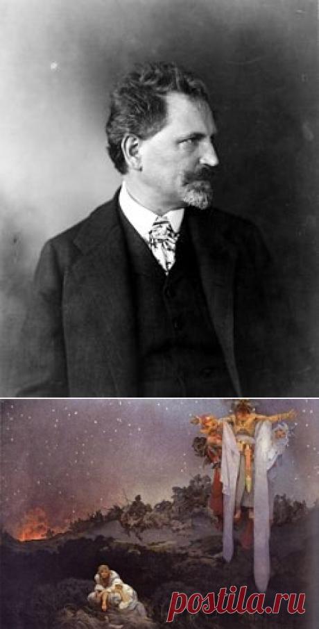 Муха, Альфонс — Википедия