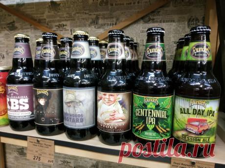 5 сортов настоящего американского пива, которые должен попробовать каждый уважающий себя человек   Калдырье   Яндекс Дзен