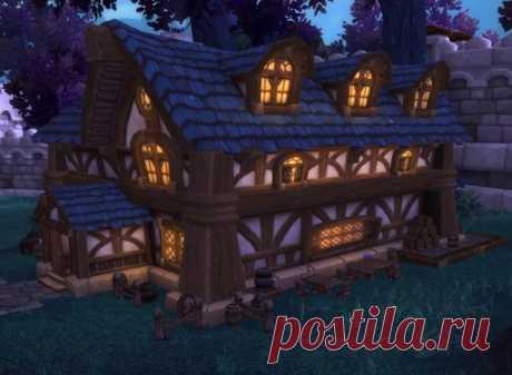 В файлах WoW: Battle for Azeroth нашли таверну Hearthstone. Даже скриншоты есть! Датаймайнер обнаружил в последнем билде обновления 8.2.5 для World of Warcraft: Battle for Azeroth небольшую новую локацию, разработчики которой явно