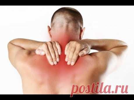 Como curar sheynyy la osteocondrosis para siempre. Top 10 ejercicios para el cuello.