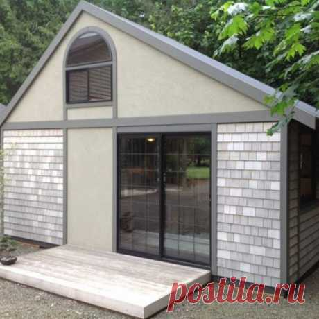 Возможно снаружи этот дом выглядит небольшим, но вы должны увидеть как роскошно он выглядит изнутри