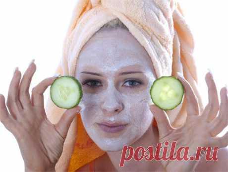 Салат - на лицо! Какие овощи и заправки можно смело наносить на кожу | Секреты красоты | Здоровье | Аргументы и Факты