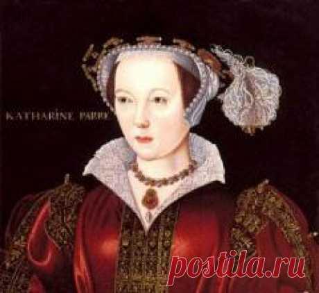 Сегодня 12 июля в 1543 году Генрих VIII женился на Екатерине Парр-БРИТАНИЯ
