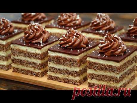Наш Новогодний Торт ПРИТЯЖЕНИЕ | Нежнейший!!! | Кулинарим с Таней