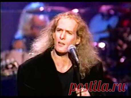▶ Michael Bolton ♫ Can I touch you... there? - YouTube