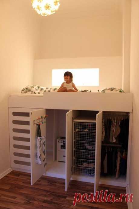 Идеи для экономия пространства