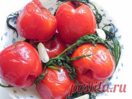 Las berenjenas como las setas: las recetas del acopio para el invierno con poshagovymi la foto