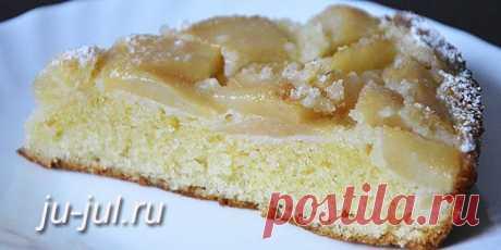 Как вкусно испечь пирог с яблоками | Готовим вкусно