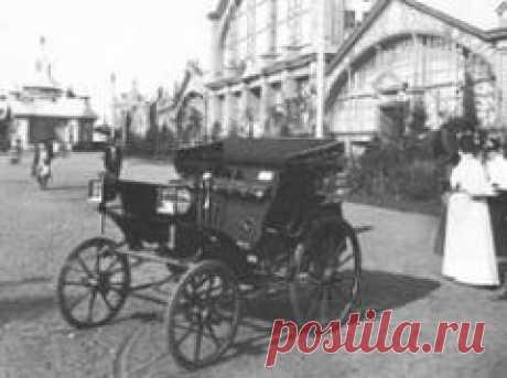 Сегодня 14 июля в 1896 году На Всероссийской выставке в Нижнем Новгороде представлен первый русский автомобиль
