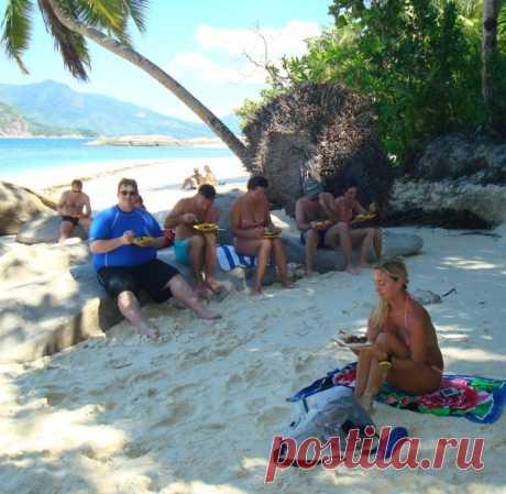.Райский остров своими руками • ninanina345@ukr.net