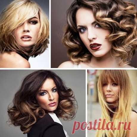 Отличный вариант для тех, кто не планирует окраску волос в ближайшие три месяца — балаяж