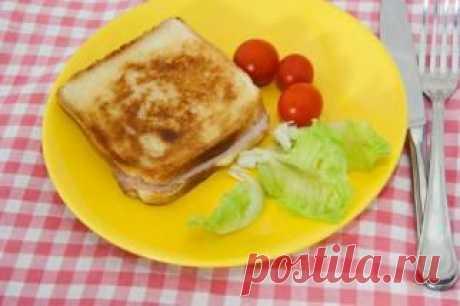 Рецепты для бутербродницы, сэндвичницы - Полезное