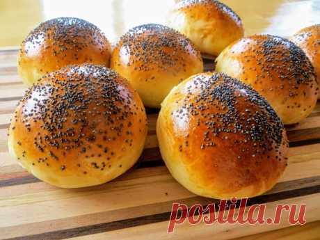 Быстрые булочки вместо хлеба / Теперь в магазин не хожу | Другая Кухня /Дневник фудблогера | Яндекс Дзен