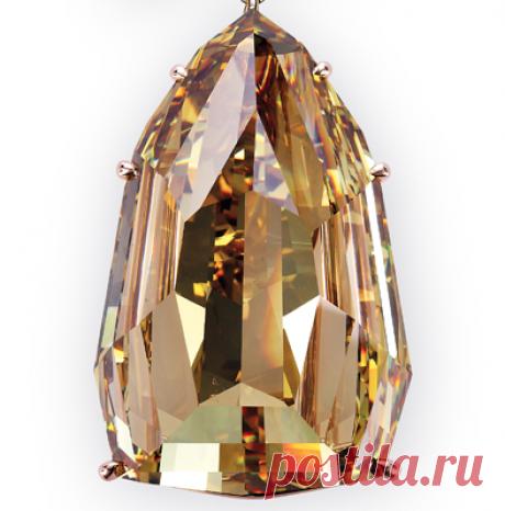 Восемь самых невероятных бриллиантов фантазийных расцветок в мире | Фигачу на удалёнке с 2011 года | Яндекс Дзен