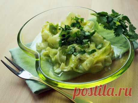 TSukkini en la marinada | la cocina Rusa