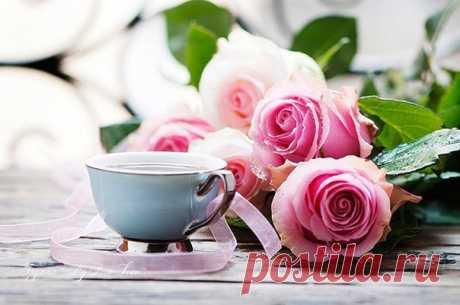 Пусть будет любовь в сердце, весна на душе и на улице, улыбка на лице и счастье в глазах! Доброго дня!..