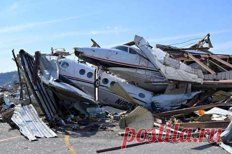 Города под обломками: на США обрушился один из сильнейших торнадо за всю историю - Ведомости