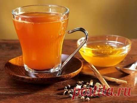 Этот удивительный чай лечит более 50 болезней! — Красота и здоровье