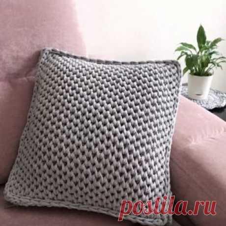 Как сделать подушку своими руками