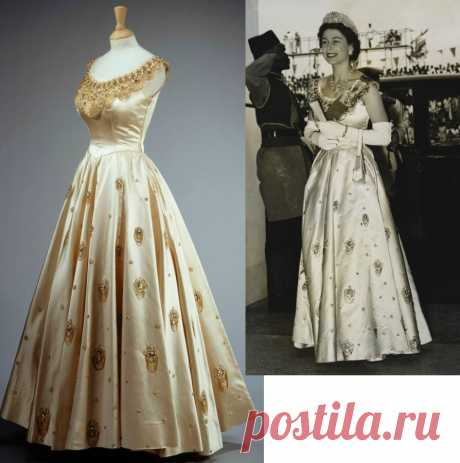 Новое платье королевы (1): agritura