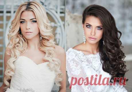 Свадебные прически на длинные волосы с фото Свадебные прически на длинные волосы - это огромное разнообразие возможностей. Вот отличные фото и идеи.