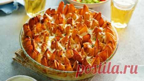 Сливочная картошка в духовке - Со Вкусом