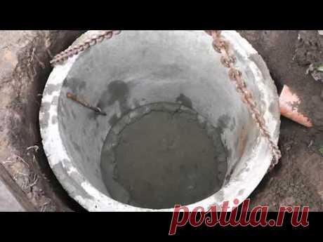 Автономная канализация для бани.