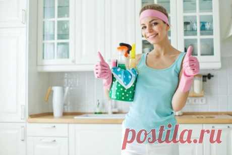 Лучшие советы для уборки дома