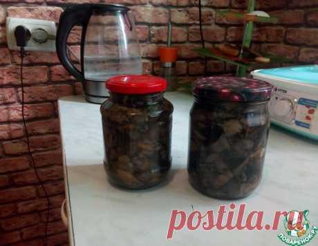 Маринованные грибы на зиму – кулинарный рецепт
