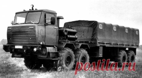 В СССР всё-таки были талантливый и умные инженеры. Создание «монстров» с базой 8х8