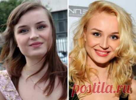 У них новая внешность: 10 российских звезд, которые сильно изменились